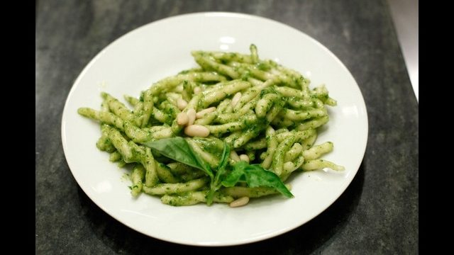 Genoa makes special airport waiver for famed pesto sauce