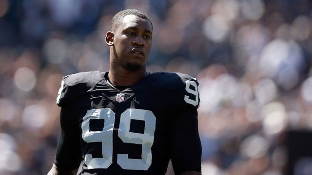 Raiders DE Aldon Smith investigated in domestic incident