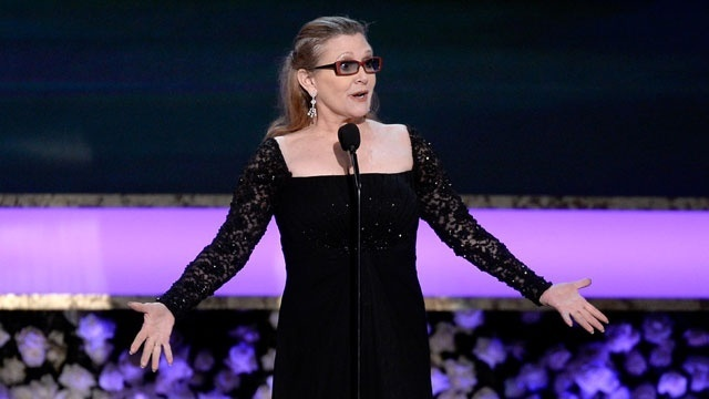 Coroner Carrie Fisher died of sleep apnea other factors