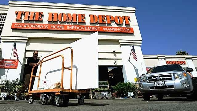 Home Depot Lifts Guidance for the Second Time This Year