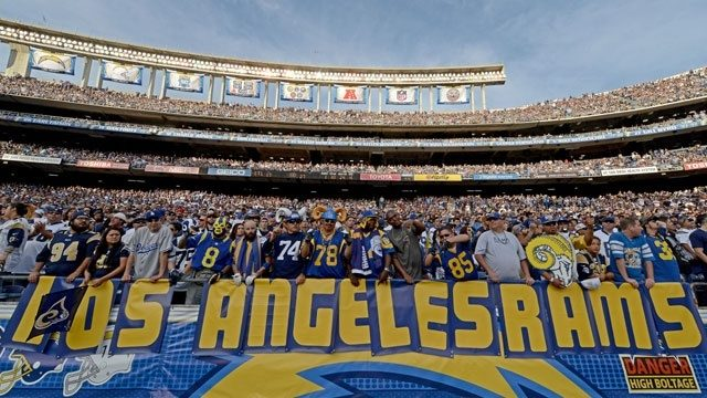 Chargers and Rams to pay $645M in relocation fees, beginning in 2019