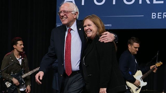 CNN's Wolf Blitzer, Jane Sanders spar over media after baseball practice shooting