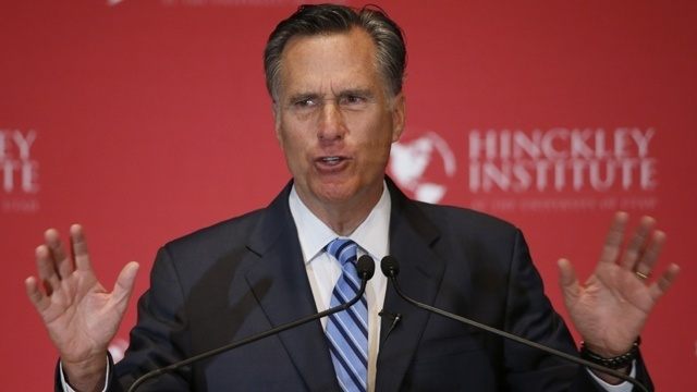 Donald Trump, Mitt Romney to Discuss Secretary of State Position