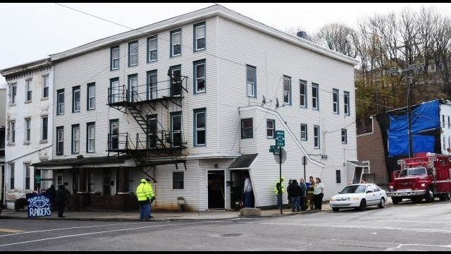 9 people sent to hospital after carbon monoxide leak found in Tamaqua