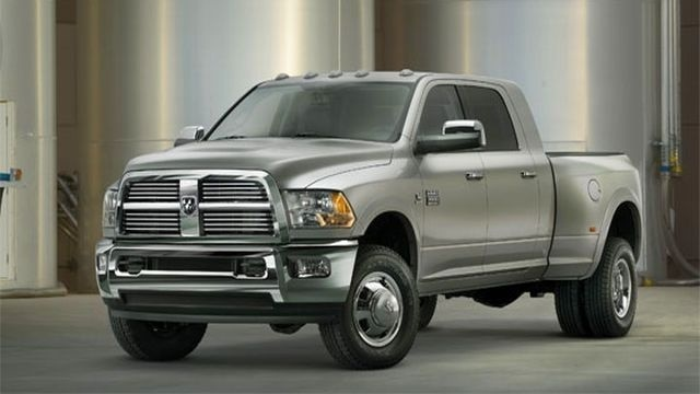 Chrysler recalls 44K pickup trucks