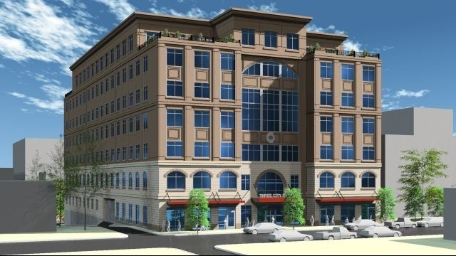 Taller Three City Center approved by Allentown Planning Commission