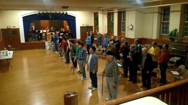Arts Around Town: Bangor Elks Men's Chorus greets Broadway with female director at the helm