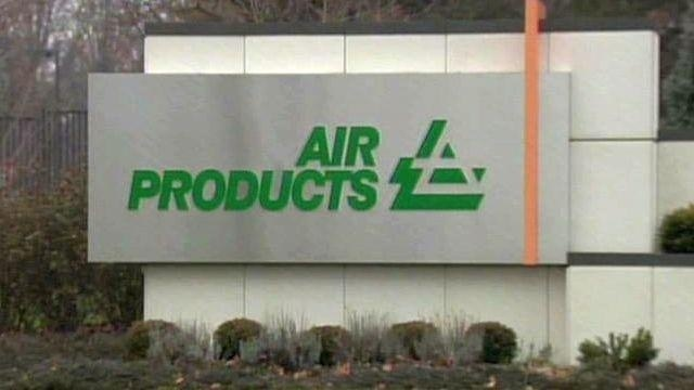 Air Products' 3rd qtr shows mixed financial results