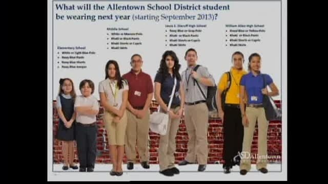 ASD creates school uniform fund