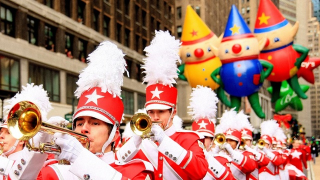 Arts Around Town: Local grad directs march for Macy's parade