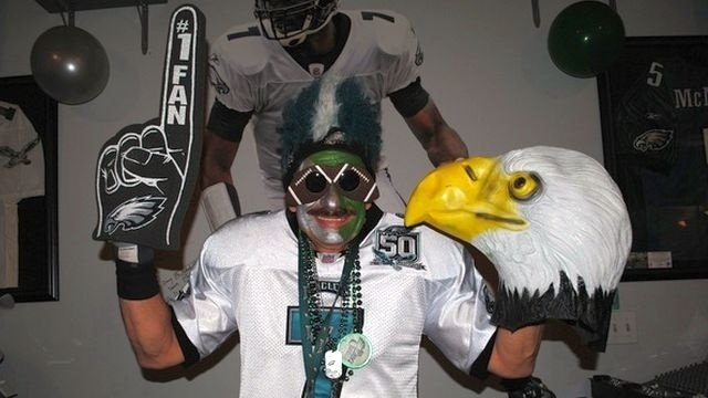 Local Eagles fan seeks votes for induction into ESPN's 'Hall of Fame'
