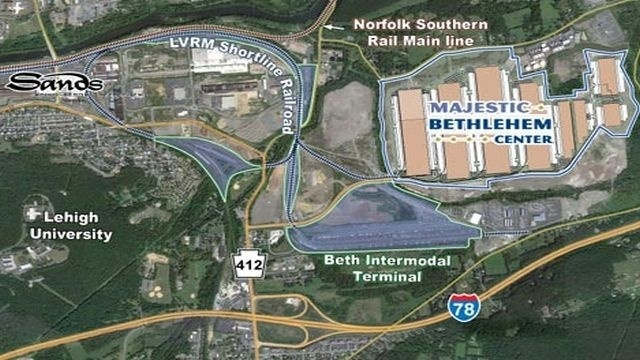 Bethlehem Steel re-developer looks for tax incentive extension