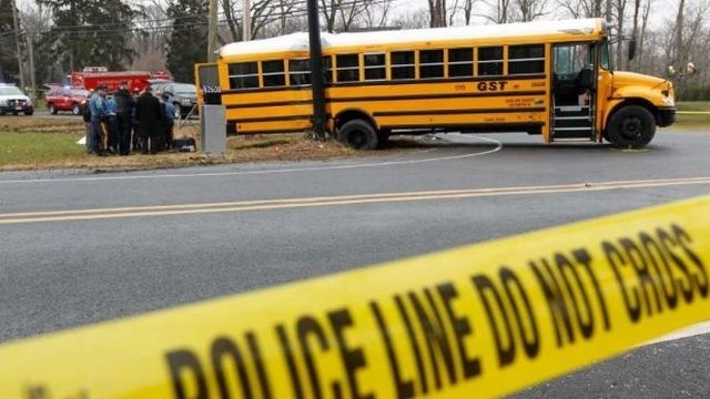 NTSB joins investigation of deadly school bus crash