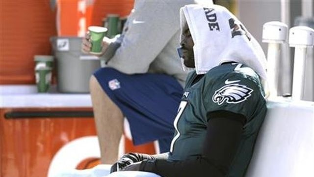 Eagles offense falters again in loss to Giants