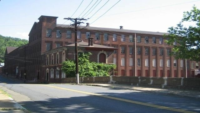 Easton Planning Commission grants preliminary approval for silk mill redevelopment