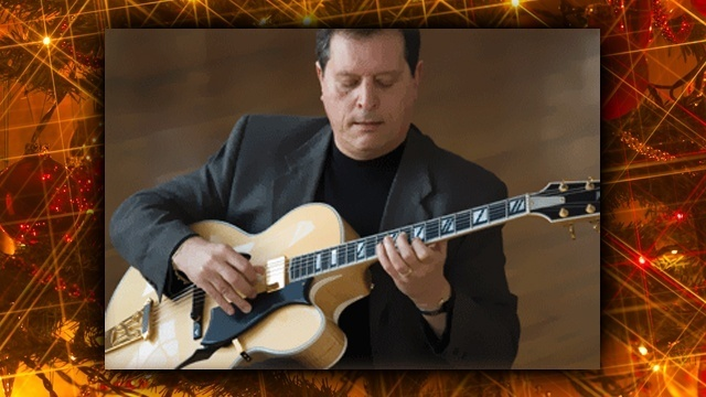 Arts Around Town: Jazzy holiday tunes by Frank DiBussolo make the season bright