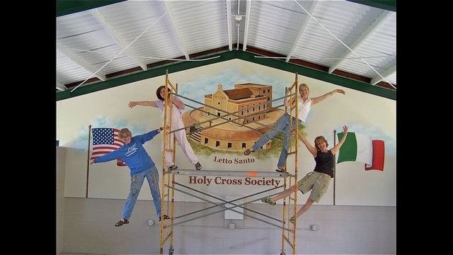 Arts Around Town: Freehand Murals draws pride in communities