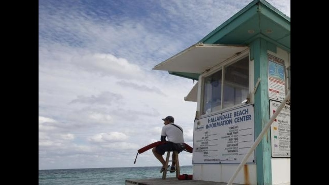 Fla. lifeguard fired for... attempting to save a life?