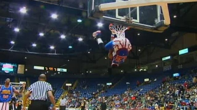 Harlem Globetrotters to stage act at PPL Center in Allentown