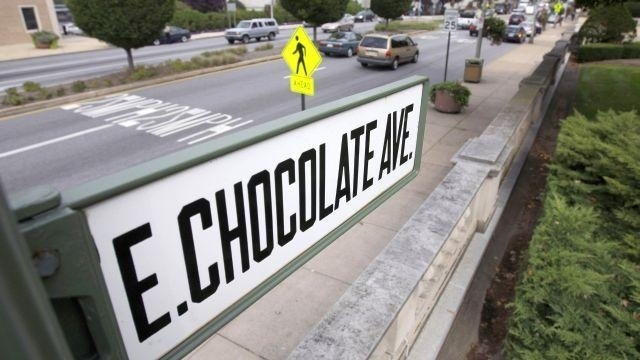 Hershey wins OK to tear down part of original factory