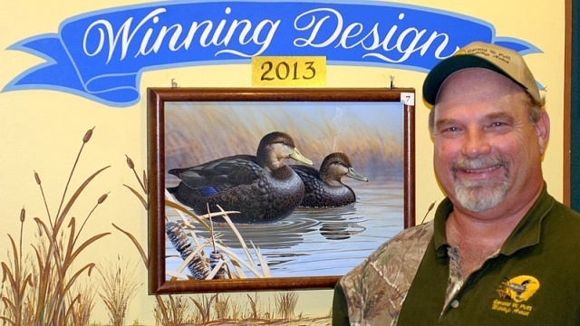 Arts Around Town: Wildlife artist Gerald Putt gets nature's stamp of approval in fine art