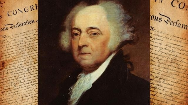 John Adams Comes To Allentown, November, 1777