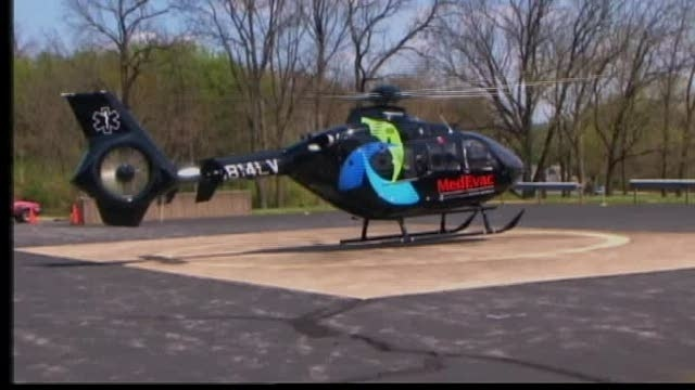 Parkland High School to perform MedEvac drill