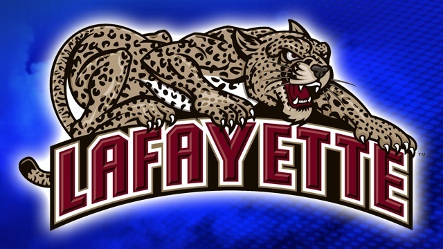 Reed's monster day leads Lafayette past Holy Cross