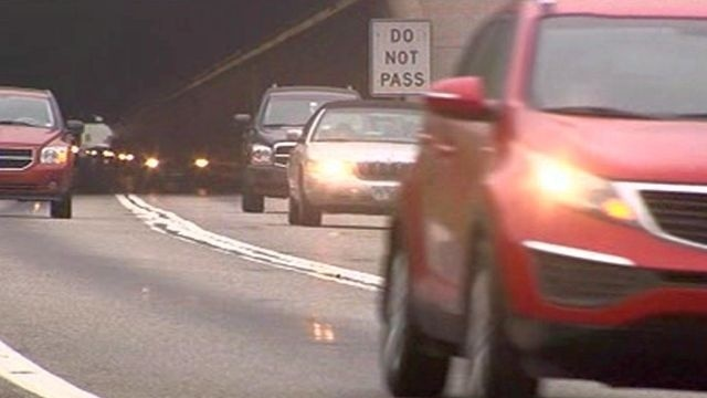 Lehigh Tunnel maintenance expected to cause delays Wednesday