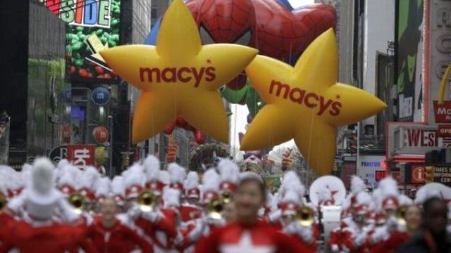 Local students chosen to lead Macy's Thanksgiving Day parade