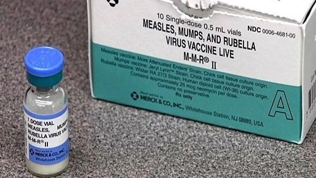 Measles exposure reported at a BJ's Wholesale Club in Watchung, NJ
