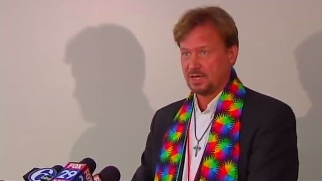 Methodist pastor Rev. Frank Schaefer to learn job fate on Thursday