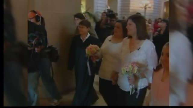 New Jersey towns prepare for same-sex weddings