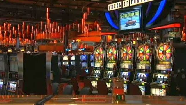 Gov. Christie okays sports betting