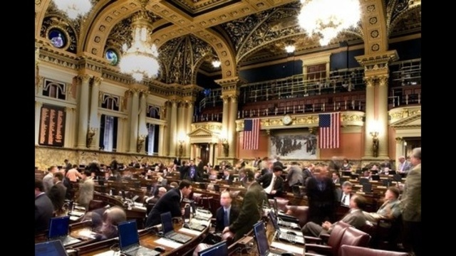 Pa. House approves GOP's $27.7B budget plan