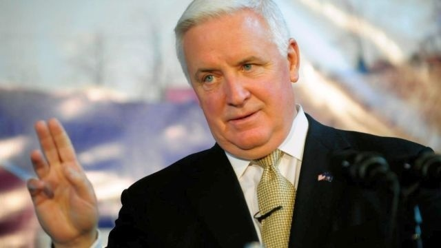 Pennsylvania Gov. Tom Corbett brings in lawyer on federal same-sex suit