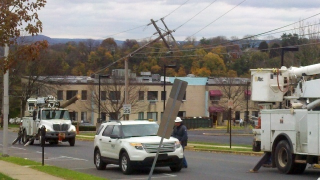 Sandy damage exceeded 2011 storms, Pa. lawmakers told