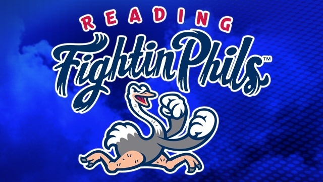 Fox stays hot, leads Fightin Phils past Akron