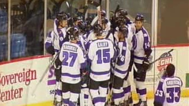 Reading Royals start post-season run at Sovereign Center