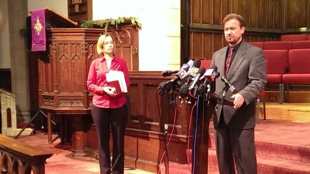 Defrocked Methodist pastor appealing church's decision