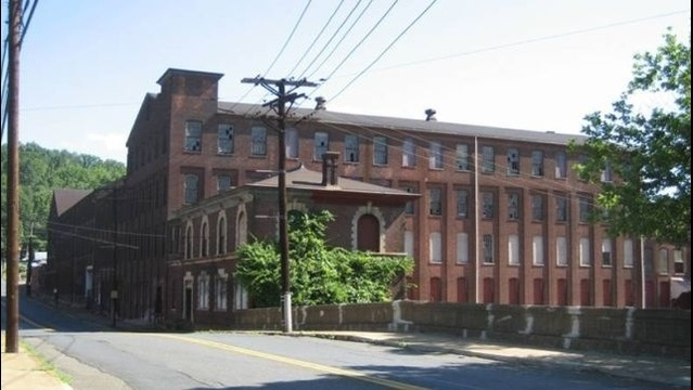 Easton silk mill redevelopment inches closer
