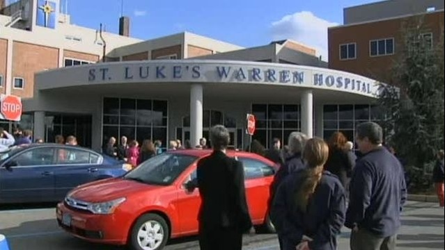 To celebrate 90 years, St. Luke's Warren campus plans expansion