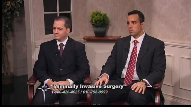 Talk With Your Doctor- Minimally Invasive Surgery