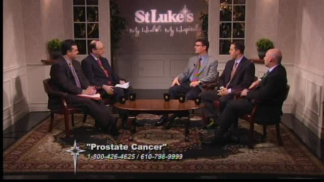 Talk With Your Doctor - Prostate Cancer