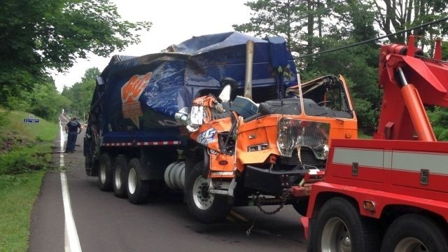 Montgomery Co. man Adam Bermudez charged in fatal trash truck accident