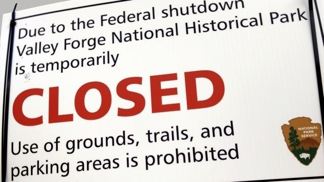 Pennsylvania declines federal government's offer to fund national park re-openings