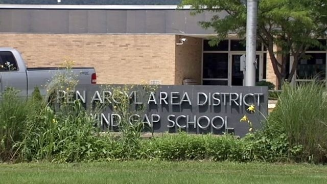 Internal township memo warns police to stay away from Wind Gap Middle School