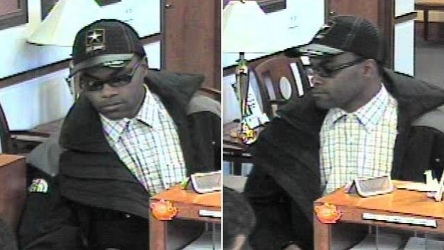 Police seek man who robbed bank at closing time