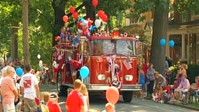Wyomissing set to celebrate Independence Day old-fashioned way
