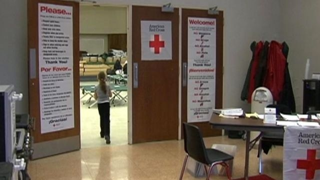 Red Cross opens shelter for Coplay area residents without heat